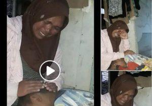 Dedi Mulyadi Bantu Ibu yang Viral Karena Anaknya Tak Bersekolah
