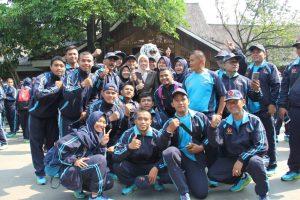 Bupati Purwakarta Lepas 576 Atlet dan Official Untuk Porda Jawa Barat
