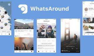 Dapat Uang dari Posting Foto & Video di Media Sosial Whatsaround