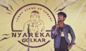 Golkar Jabar Dekati Milenial Lewat Stand Up Comedy yang Menggelitik