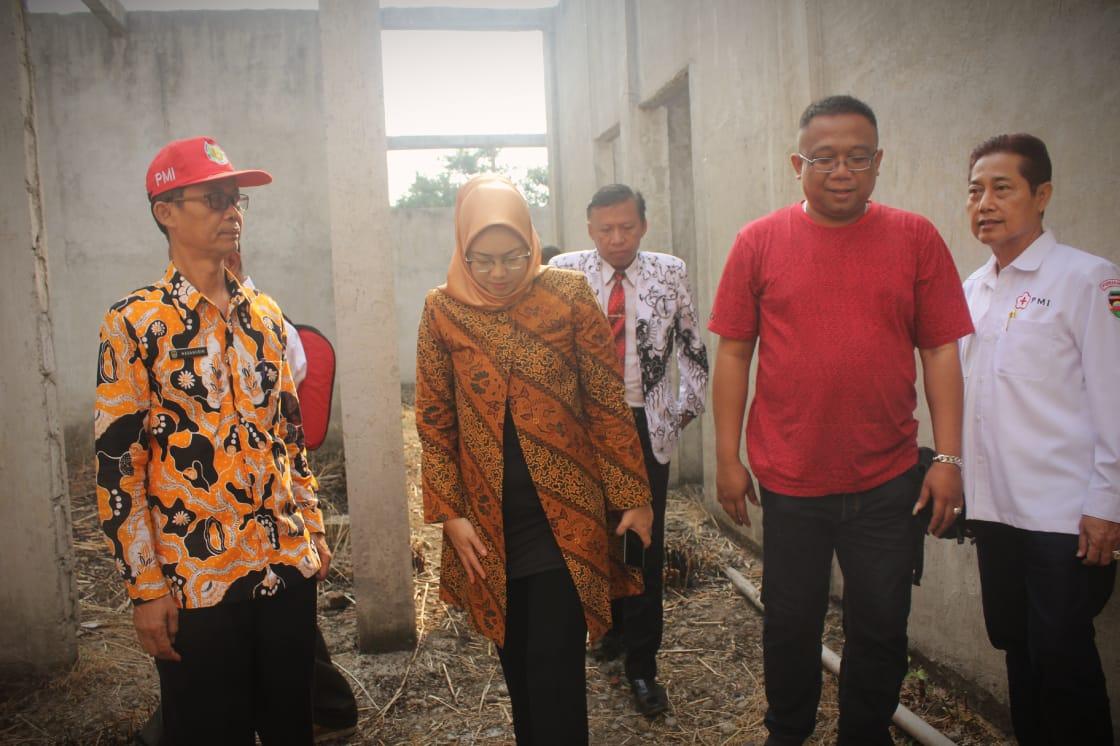 Pembangunan Gedung Unit Transfusi Darah Purwakarta Juga Masuk Prioritas di Tahun 2019