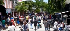 Bantuan Tak Kunjung Tiba, Warga Jarah Toko di Donggala