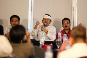 Tim Jokowi-Ma'ruf Jawa Barat Konsisten Rebut Basis Masa Prabowo-Sandi