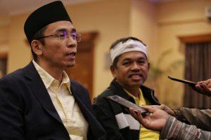 Dedi Mulyadi dan TGB Tak Khawatir Tabloid Indonesia Barokah Jatuhkan Pasangan Jokowi-Ma'ruf