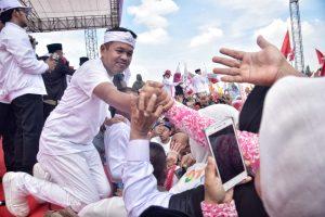 Dedi Mulyadi, Nilai Target Jokowi Raup 60 Persen di Karawang Realistis