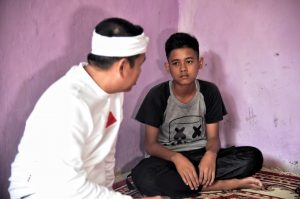 Dedi Mulyadi Tanggung Biaya Pendidikan Tiga Anak KPPS yang Wafat Saat Bertugas
