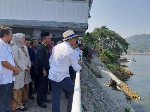 Ridwan Kamil Sebut Danau Jatiluhur Belum Miliki Segmentasi Market Wisata