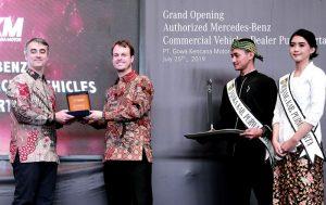 Akhirnya Mercedes-Benz Resmi Buka Dealer di Purwakarta