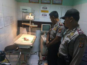 Warga Campaka Purwakarta Geger Temukan Jasad Bayi Prematur