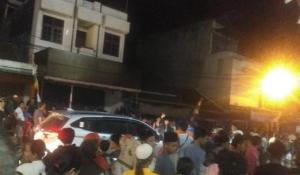 Ruko di Banjarsari Ciamis Terbakar, Diduga Lantaran Bakaran Ban