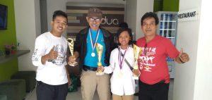 Bupati Purwakarta Apresiasi Prestasi Karateka Cilik Asal Purwakarta