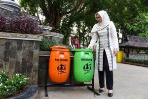 Bupati Anne Keluarkan Kebijakan Pengelolaan Sampah Mandiri Di Tiap OPD