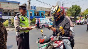 Polres Purwakarta Perketat Pengamanan Masuk Mako