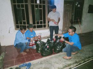 500 Bungkus Miras Oplosan Disita Polres Purwakarta