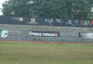 Renovasi Stadion Purnawarman Tunggu Banprov Cair