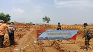 4 Galian Tanah Ilegal di Purwakarta Disegel Dinas ESDM Jabar
