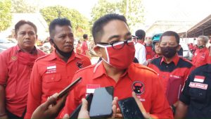 PDIP Purwakarta Resmi Lapor Polisi Soal Pembakaran Bendera Partai