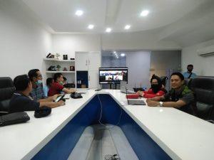 Pendamping P3MD Purwakarta Rilis Data  IDM 2020