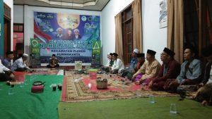 HUT RI 75, PCNU Purwakarta Gelar Ratib Kililing dan Santunan