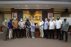 DPRD Purwakarta Terima Kunjungan DPRD Madiun dan Purworejo
