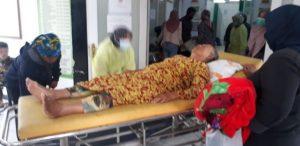 1 Meninggal dan 150 Lebih Warga Cilingga Keracunan Makanan