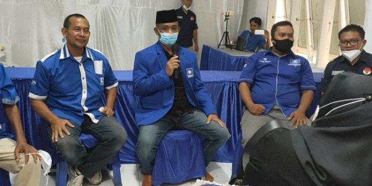Haji Aming Nahkodai DPD PAN Purwakarta