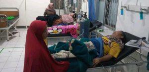 117 Orang di Desa Cibingbin Keracunan Makanan Pesta Khitanan
