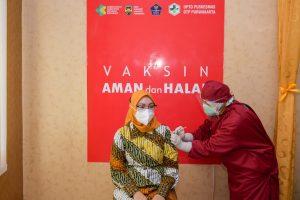 Forkopimda Purwakarta Jalani Vaksinasi Dosis Kedua
