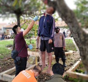 Warga Ciwareng Geger Temukan Pria Gantung Diri di Pemakaman