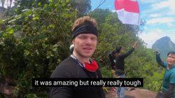 Video Bule Panjat Tebing Parang di Purwakarta Lalu Apa yang Terjadi Setelahnya