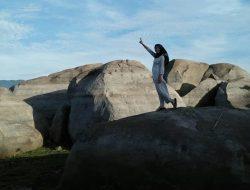 Desa Sajuta Batu Purwakarta Spot Menakjubkan Bebatuan Andesit